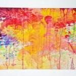 Lovely Abstract FREE SHIPPING Acryl..