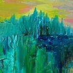Dream Abstract Acrylic Painting FRE..